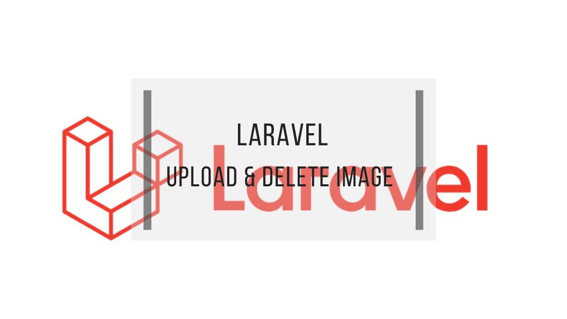 Laravel上傳刪除圖片
